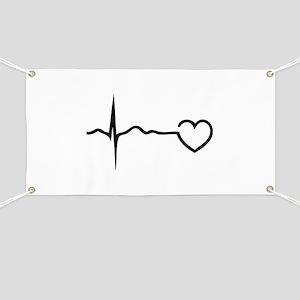 Heartbeat Banner