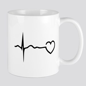 Heartbeat Mug