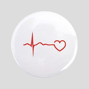 "Heartbeat 3.5"" Button"