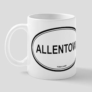 Allentown (Pennsylvania) Mug
