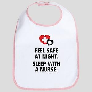 Feel Safe At Night Bib