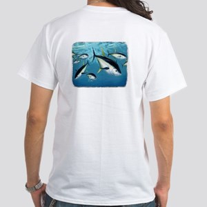 Tuna White T-Shirt