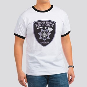 Hawaii Sheriff Ringer T