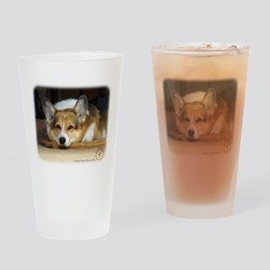 Welsh Corgi Pembroke 9R022-030_2 Drinking Glass
