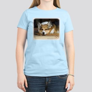 Welsh Corgi Pembroke 9R022-030_2 Women's Light T-S
