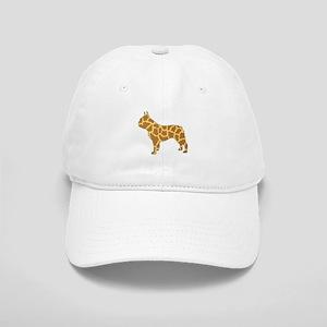 Giraffe Frenchie Cap