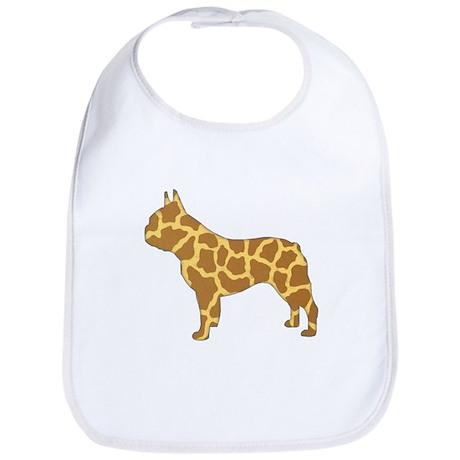 Giraffe Frenchie Bib