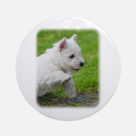West Highland White Terrier AA060D-020 Ornament (R