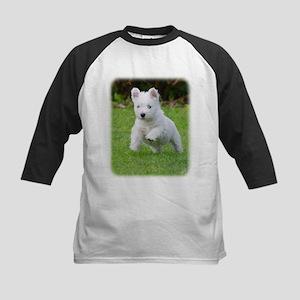 West Highland White Terrier AA060D-030 Kids Baseba