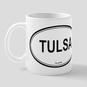 Tulsa (Oklahoma) Mug