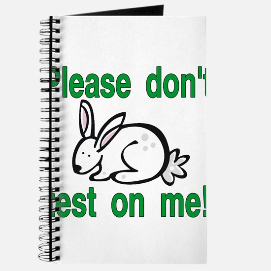 Cute Animal testing Journal