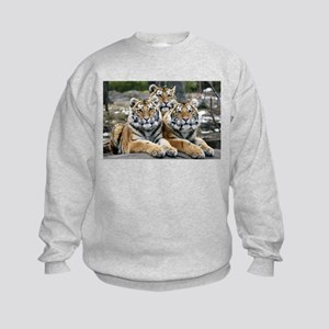 TIGERS Kids Sweatshirt