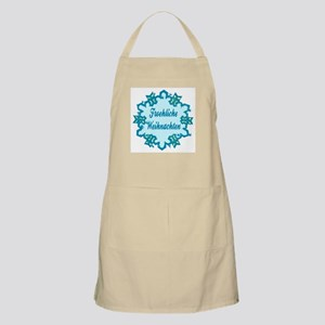 Merry Christmas in German Apron
