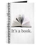 Its a book Journal