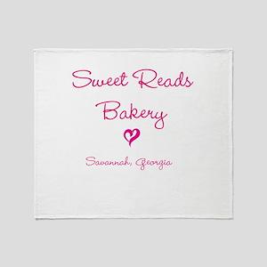 Sweet Reads Throw Blanket