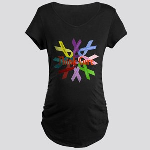 Think Cure Maternity Dark T-Shirt