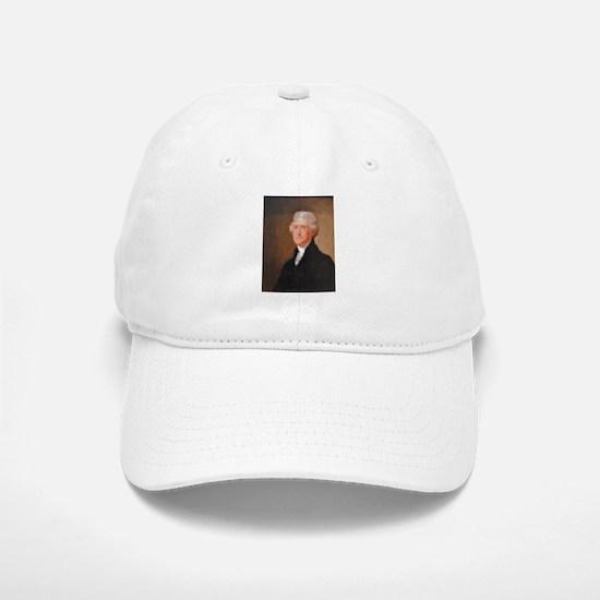 Founding Fathers: Thomas Jefferson Baseball Baseball Cap