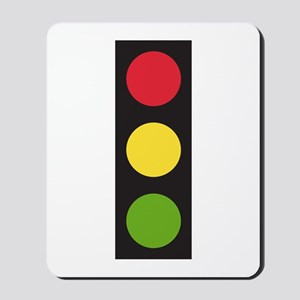 Traffic Light Mousepad