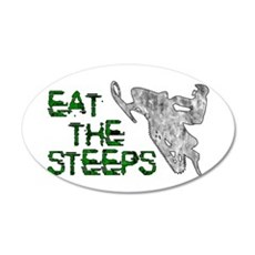Eat The Steeps Wall Decal