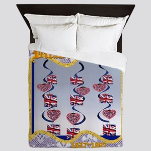 Victoria Day 1837~1897 Queen Duvet