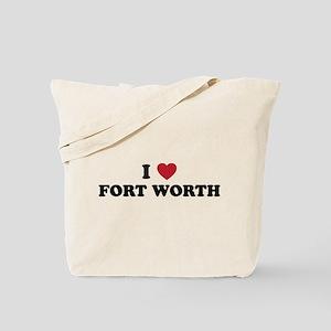 FORTWORTH Tote Bag