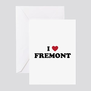 FREMONT Greeting Cards (Pk of 20)