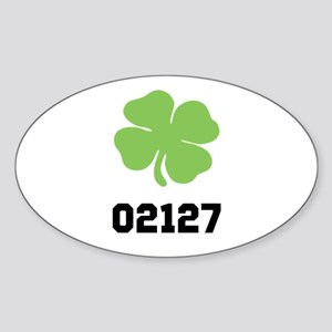 Southie 02127 Sticker