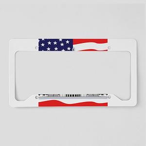 U.S. Capitol Building License Plate Holder