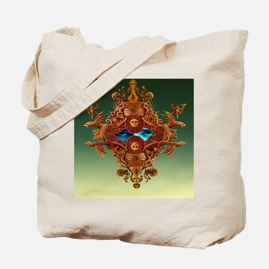 Masque of Anarchy Tote Bag