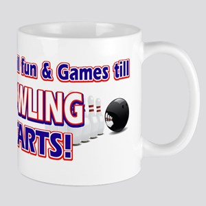 Cool Bowling Designs Mug
