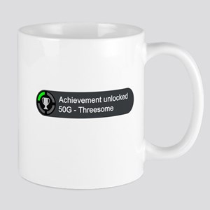 Threesome (Achievement) Mug