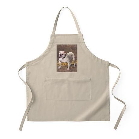 Fairman's Bulldog BBQ Apron