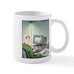 A real Mouse Computer Mouse Mug