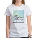 A Dog in Heaven Women's T-Shirt