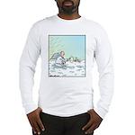 A Dog in Heaven Long Sleeve T-Shirt