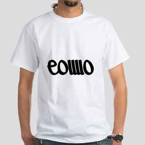 EO11110 White T-Shirt