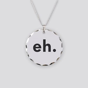EH Necklace Circle Charm