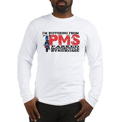Parked Motorcycle Syndrome Long Sleeve T-Shirt