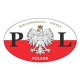 Polish Stickers & Flair