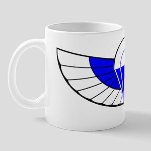 SAS Parchutist Badge Mug