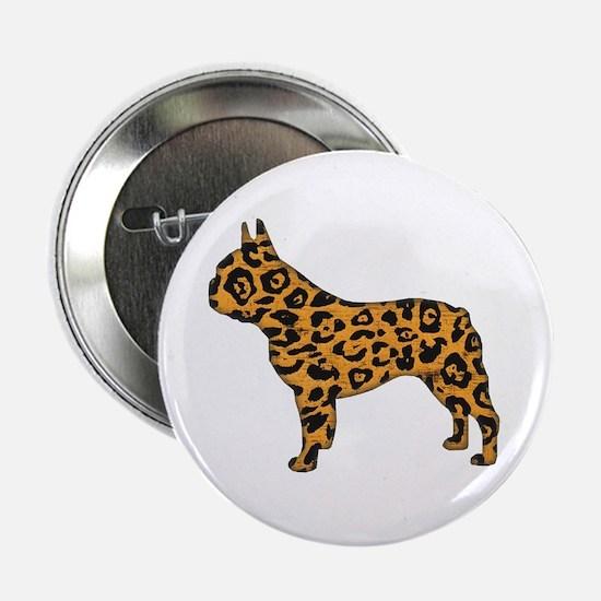 Jaguar Frenchie Button