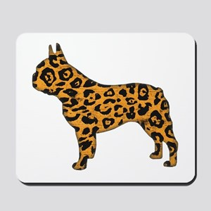 Jaguar Frenchie Mousepad