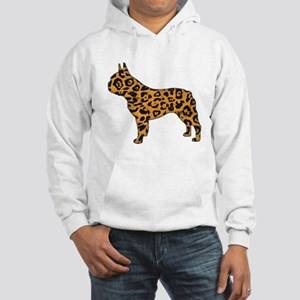 Jaguar Frenchie Hooded Sweatshirt
