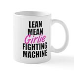 Girlie fighting machine Mug