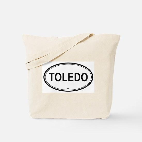 Toledo (Ohio) Tote Bag
