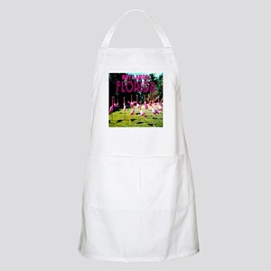 Key Largo Florida Flock of Fl BBQ Apron