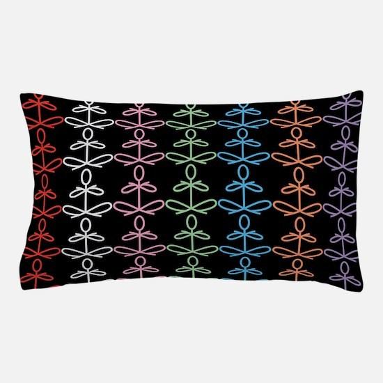 Yoga Glee Pillow Case