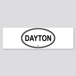 Dayton (Ohio) Bumper Sticker