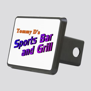 Tommy D's Rectangular Hitch Cover