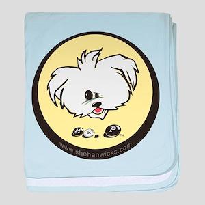 2-Mr P2 baby blanket